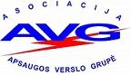 AVG logotipas