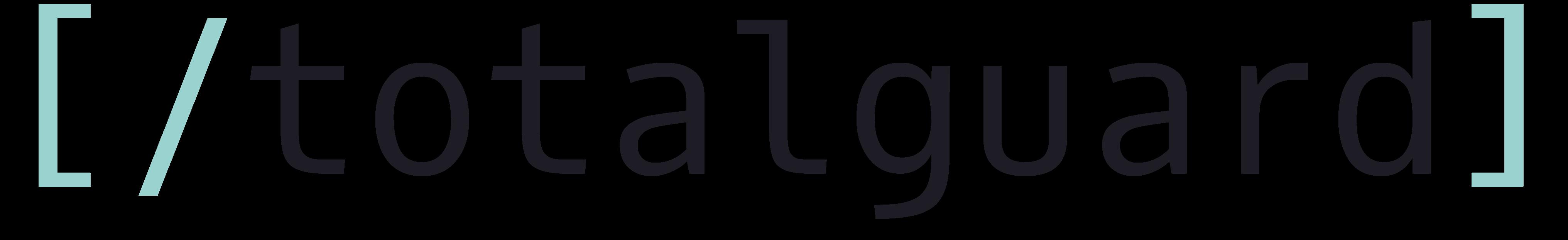 Total guard logo