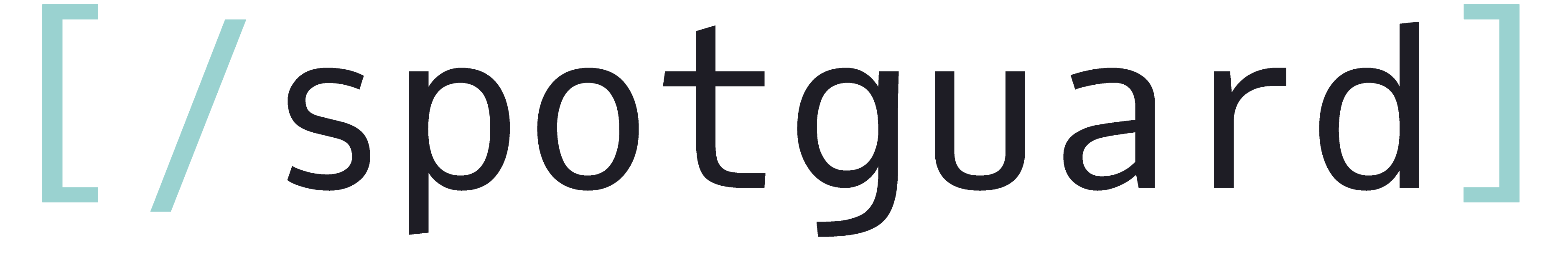 Spotguard logotipas