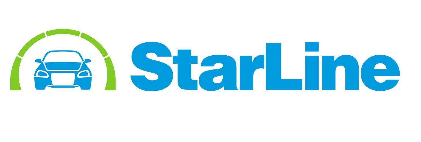 StarLine Logotipas